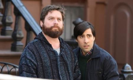 'Bored to death' se verá en Paramount Comedy