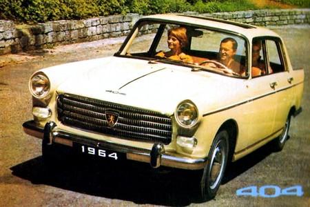Peugeot Type 404