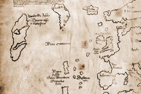 El misterioso mapa de Vinland, la primera cartografía de América hecha por los vikingos