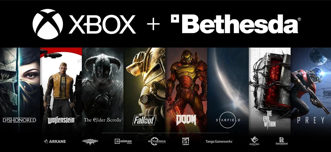 Microsoft Gaming adquires ZeniMax Media