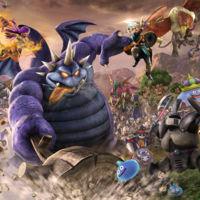 Dragon Quest Heroes II trae montones de novedades y una espectacular cinemática