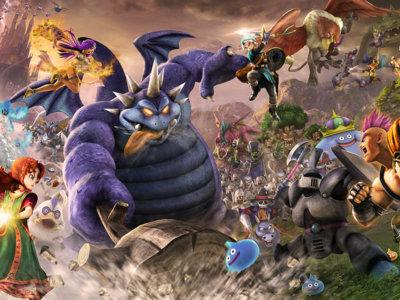 Dragon Quest Heroes II llegará a Europa el 28 de abril de 2017, pero solo para PlayStation 4