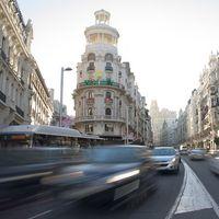 Madrid será pionera en identificar a los vehículos más contaminantes a través de dos radares de teledetección