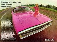 Panther Pink, porque los Mopar también eran femeninos