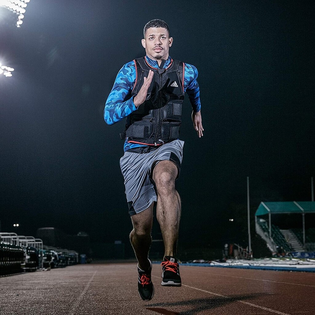Entrena como un atleta de élite gracias a este chaleco de peso Adidas ahora con un 37% de descuento en Amazon