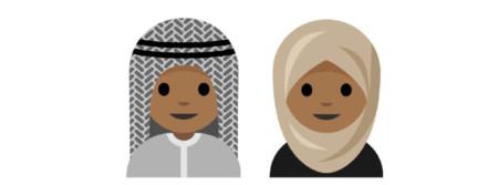 Hiyab Emojis