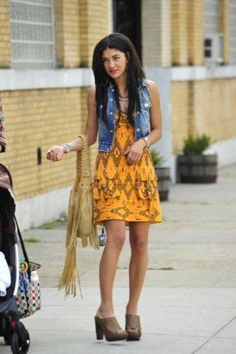 Vestido verano Jessica Szhor