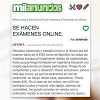 Te hago el examen online por 20€: la nueva situación estudiantil es una barra libre para las trampas