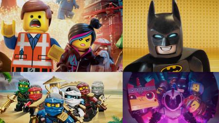 Cómo LEGO ha logrado crear una franquicia de éxito en el cine