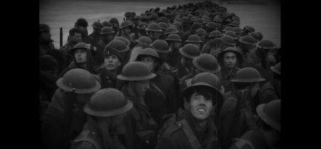 Dos alucinantes fan-edits reinventan 'Dunkerque' en tiempo real y como una película muda