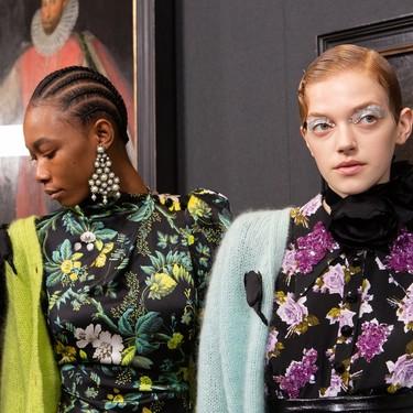 11 imágenes que resumen lo mejor de la Semana de la Moda de Londres Otoño-Invierno 2020/21