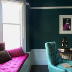Foto 2 de 6 de la galería un-salon-en-azul en Decoesfera