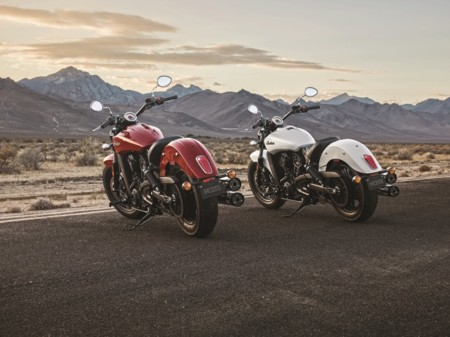 Indian Scout Sixty 17