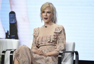 ¿Por qué un vestido bonito no es siempre la mejor elección? Nicole Kidman nos lo demuestra en Beverly Hills