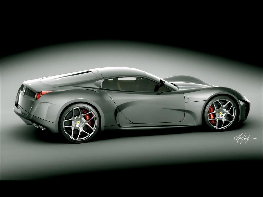 Foto de Ferrari F430 Concept por Luca Serafini (1/12)
