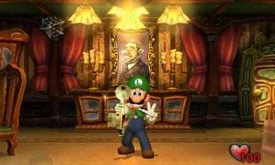 Luigi S Mansion 06
