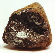 Allan Hills 81005 Lunar Meteorite