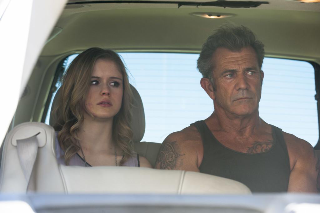Mel Gibson En Blood Father