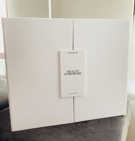 Así de bonito es el calendario de adviento de Zara con el que la espera de la Navidad se hace mucho más llevadera y cargada de diferentes perfumes