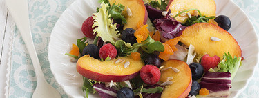 Tu dieta semanal con Vitónica: menú ligero a base de ensaladas