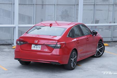 Honda Civic 2022 Opiniones Prueba Mexico 5