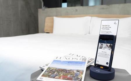 Móvil de cortesía, un interesante servicio que encontramos en los mejores hoteles
