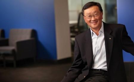 """John Chen: """"BlackBerry no abandonará el mercado de los smartphones"""""""