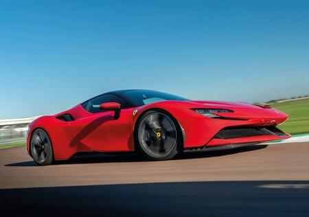 Ferrari No Fabricara Coches 100 Electricos 5