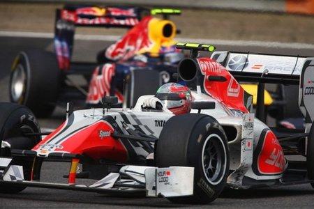 Hispania Racing Team crece algo más gracias a su nuevo sponsor