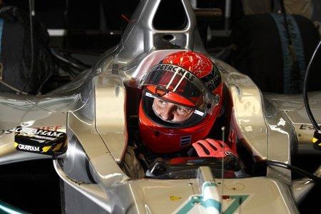 GP de India F1 2011: Michael Schumacher piensa que el circuito de India irá bien a Mercedes