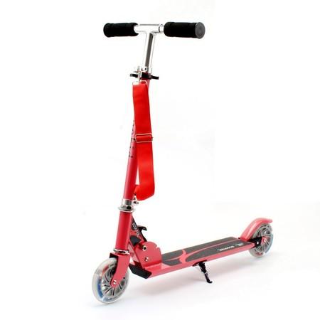 Oferta flash en el patinete de dos ruedas  Honkid: hasta medianoche tendrá un precio de 37,99 euros en Amazon