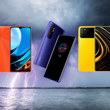 Hasta tres días sin cargar: estos son los móviles Xiaomi con más batería