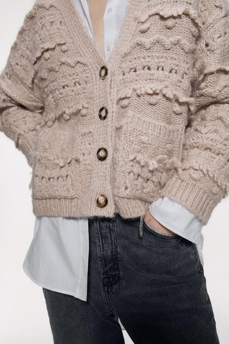 Cardigan Zara 2019 02