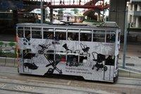 Los baratos y encantadores tranvías de Hong Kong