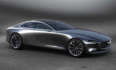 El próximo Mazda 6 podría pasarse a la tracción trasera y estrenar un motor seis cilindros en línea híbrido