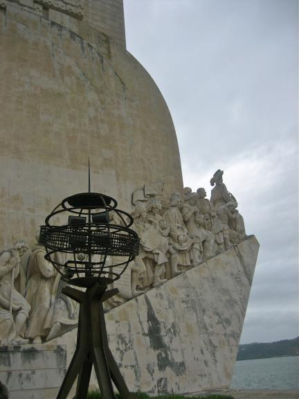 Monumento descubrimientos Lisboa