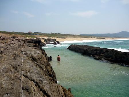 Praia Das Furnas En Xuno Porto Do Son