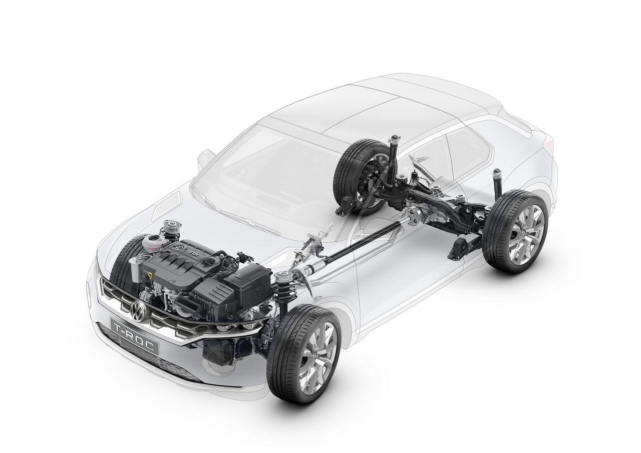 Foto de Volkswagen T-ROC Concept (20/22)