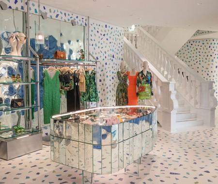 FiPro firma la nueva boutique de Dolce&Gabbana en Marbella. Y además de ser súperbonita, tiene vistas al mar
