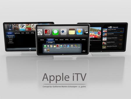 Más declaraciones apuntan a un posible televisor de Apple