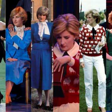 Los looks de 'Diana: El Musical' vs los de la princesa de Gales en la vida real, un fiel reflejo aunque la esencia de Lady Di es imposible de imitar