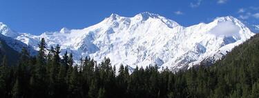 Si sigue creciendo a este ritmo, algún día esta montaña de Pakistán será la más alta del mundo