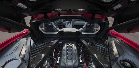 Motor Corvette