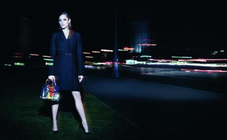 Marion Cotillar campaña Dior