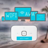 WifiAway: qué es y como funciona este servicio de WiFi portátil