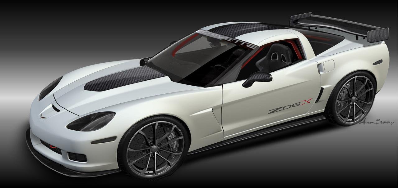 Foto de Chevrolet Corvette Z06X Track Car Concept (1/6)
