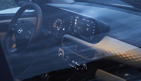 Hyundai i10 2020 salpicadero