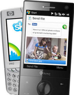 Skype 3.0 beta para Windows Mobile