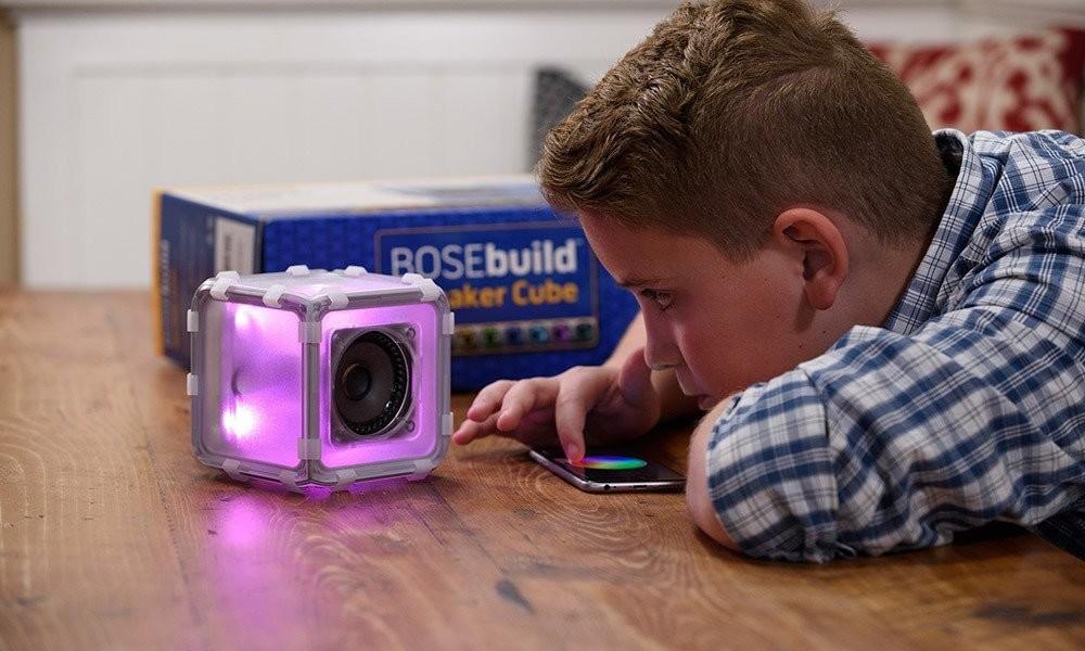 altavoz BOSE niños BOSE se una a la comunidad maker con un altavoz programable para niños 1366 2000