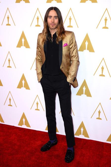 Jared Leto alfombra roja
